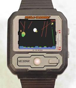 Missile Command Watch